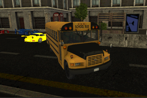 【免費模擬App】Bus Parking 3D-APP點子