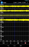 Screenshot of Aubade Audio Studio