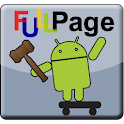 FullPage for eBay (UK) logo