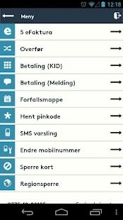 Gjensidige Bank- screenshot thumbnail
