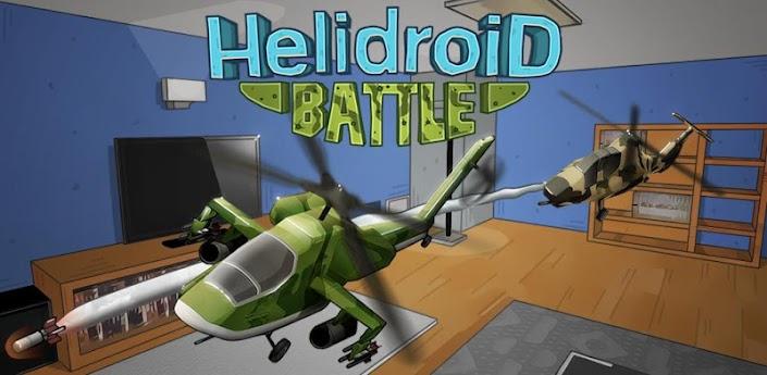 Helidroid Battle: 3D RC Copter - вертолеты со стельбой