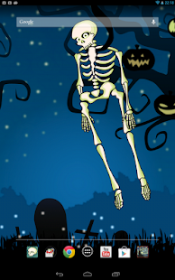 Halloween Ragdoll Wallpaper - screenshot thumbnail
