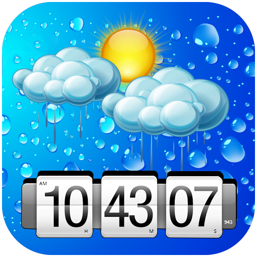 生活App|世界天气和时钟 LOGO-3C達人阿輝的APP