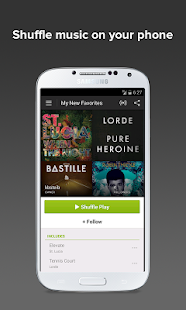 Spotify - screenshot thumbnail