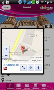 ZacatecasTravel - screenshot thumbnail