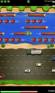 Frogger - FREE - screenshot thumbnail