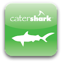 CaterShark Catering App logo