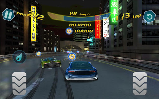 【免費賽車遊戲App】No Limits Night Racing-APP點子