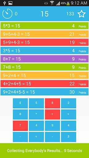 【免費解謎App】Equation Mania-APP點子