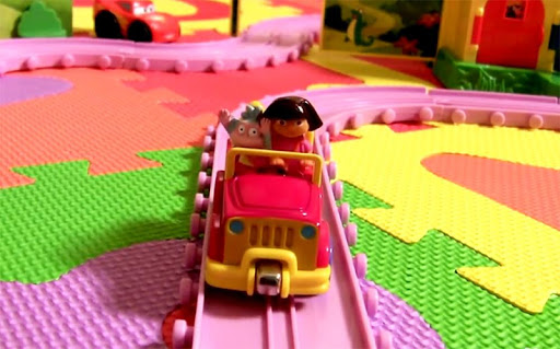 Dora The Toys Guide
