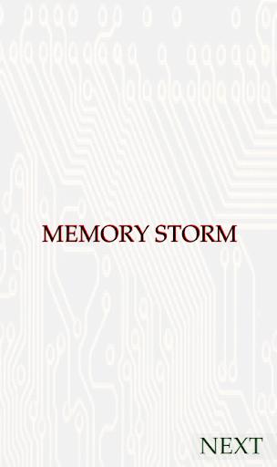 MemoryStorm