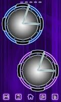 Screenshot of Neon Clock Collection