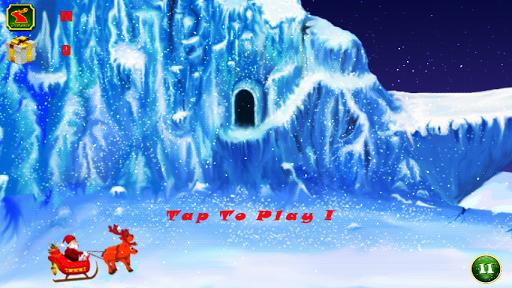 Santa Infinite Fun-Santa Run