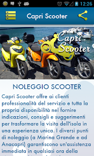 Capri Scooter e Aurora Time- miniatura screenshot
