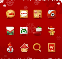 QQLauncher:Christmas Theme icon