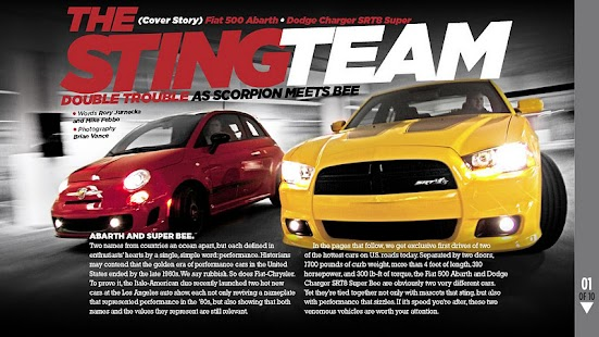 Motor Trend Magazine - screenshot thumbnail