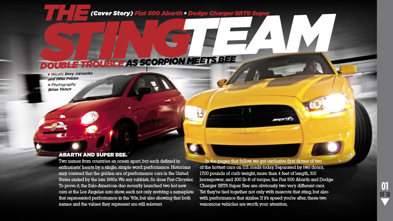 Motor Trend Magazine - screenshot