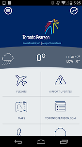 Toronto Pearson Airport 1.4