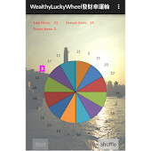 Wealthy Lucky Wheel