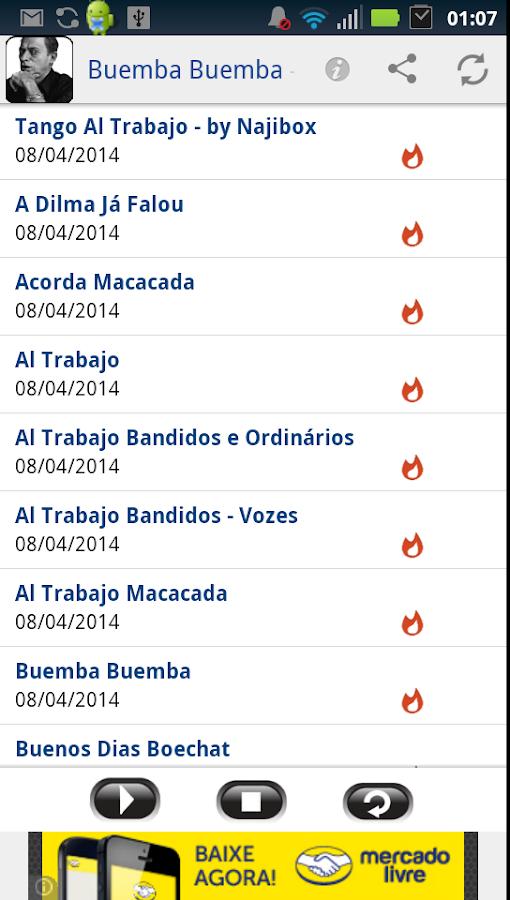 Buemba Buemba com José Simão- screenshot