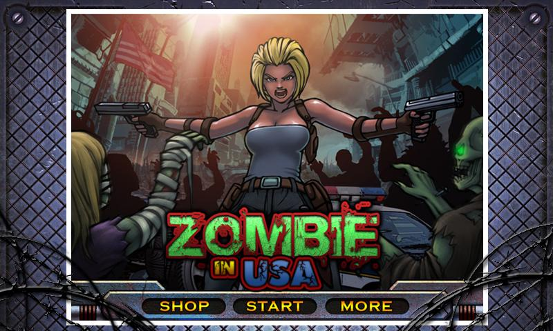 Kill Zombies Now- Zombie games- screenshot