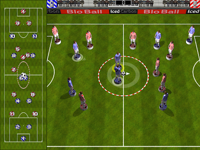 Blo-Ball Soccer- screenshot thumbnail