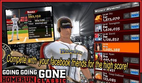 Going Going Gone: HR Classic Screenshot 7