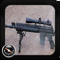 Sniper Rifles: Long Range Guns icon