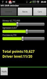 Need For Speed Shift Unlocker2