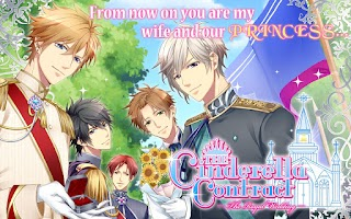 Screenshot of The Cinderella Contract