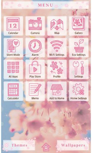 icon & wallpaper-Sakura Sky- 1.0.0 Windows u7528 3