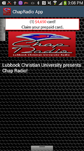 ChapRadio App - screenshot thumbnail