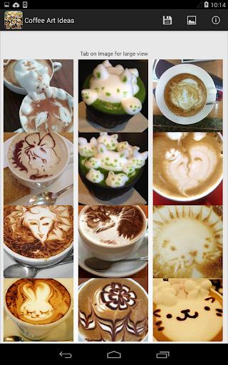 咖啡藝術理念