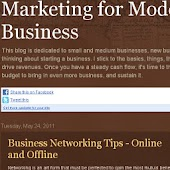 Modern Business Marketing
