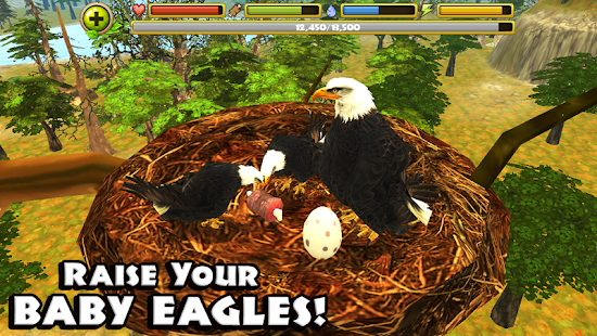 Eagle Simulator™- screenshot thumbnail