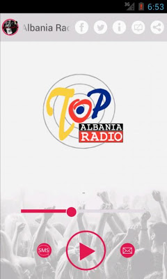 Top Albania Radio - screenshot