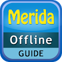 Merida Offline Travel Guide icon