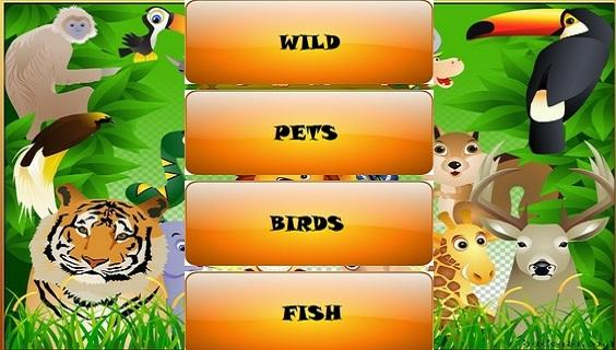 Educational ZOO - screenshot
