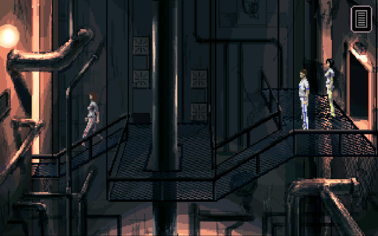 Gemini Rue screenshot #16