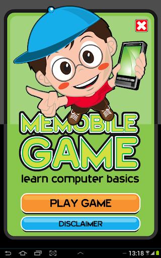 Memobile Game - Learn Play