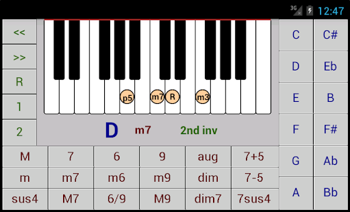 Dg Piano Chords Apps On Google Play
