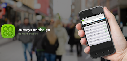 What is Surveys on the Go?