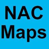NACMaps for Google Maps