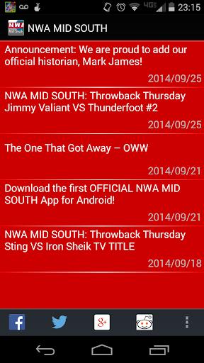 NWA MIDSOUTH