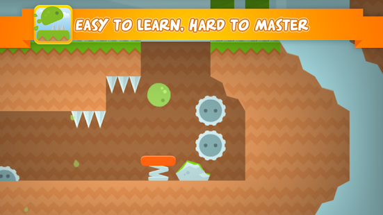 Splashy Slime Impossible Game screenshot