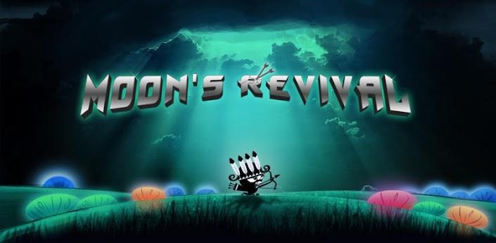 Moons revival (Возрождение Луны) - занимательная аркада