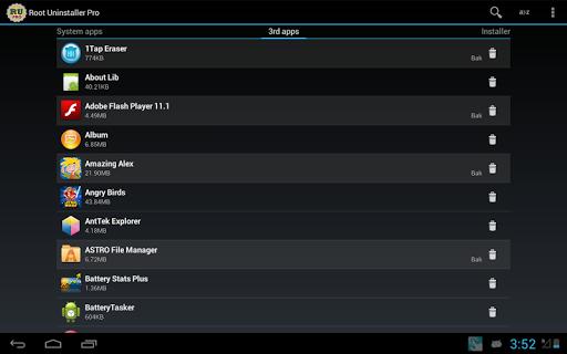 Root Uninstaller 8.5 screenshots 9