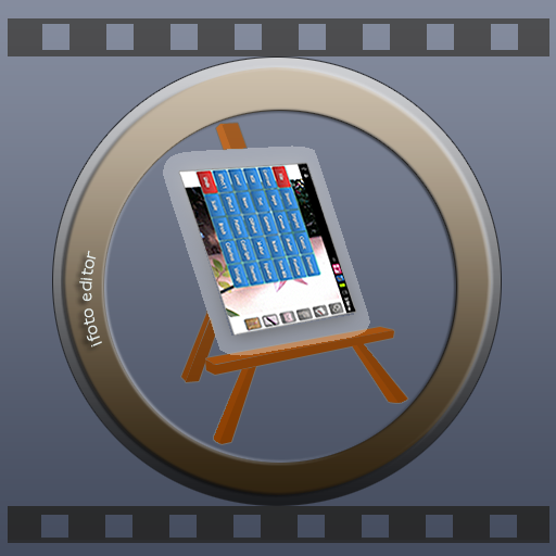 ifoto editor(free version) 攝影 App LOGO-硬是要APP