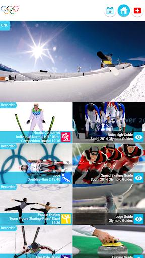 Olympic TV Sochi