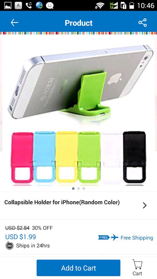 I like MiniInTheBox because of the plenty of options in phone cases. I live in Brazil and when I want to buy phone cases I always choose MiniInTheBox!! I like the service they provide and the fact that the products always come right. I totally recommend the site for my friends to buy too.